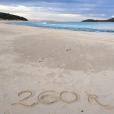 Marine Lorphelin en vacances avec son chéri en Australie, juin 2016. L'étudiante en médecine a passé le cap des 260 000 abonnés sur Instagram.