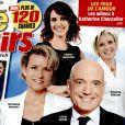Magazine Télé-Loisirs en kiosques le 13 juin 2016.