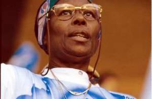 La  grande chanteuse Miriam Makeba est décédée...