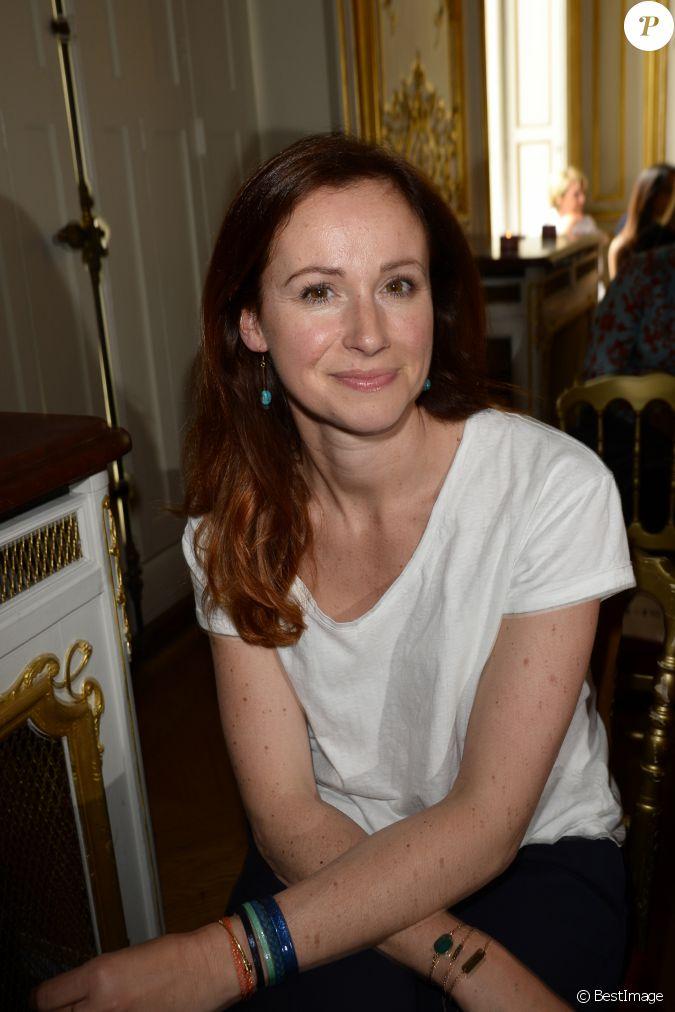 Sophie ferjani la conf rence de presse de la flamme marie claire l 39 h - Sophie ferjani livre ...