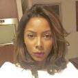 "Nehuda (""Les Anges 8"") en mode selfie. Juin 2016."