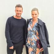 Fashion Week : David Beckham, Kate Moss... Icônes british pour Louis Vuitton