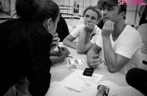 PHOTOS : Découvrez Britney Spears en pleine audition pour son prochain clip !