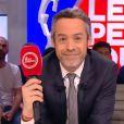 """Yann Barthès : ses adieux émouvants au """"Petit Journal"""" de Canal+, jeudi 23 juin 2016"""