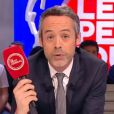"""Yann Barthès lors de sa dernière du """"Petit Journal"""", jeudi 23 juin 2016, sur Canal+"""