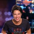 Alessandra Sublet dans Action ou vérité sur TF1, le 24 juin 2016.