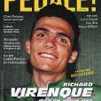 """Richard Virenque en couverture de """"Pédale !"""", hors-série de """"So Foot"""", en kiosques depuis le 24 juin 2016."""