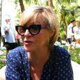 Chantal Ladesou en interview exclusive pour PurePeople dans le cadre du Marrakech du rire 2016