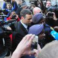 Oscar Pistorius arrive au tribunal de Pretoria, le 6 juillet 2016