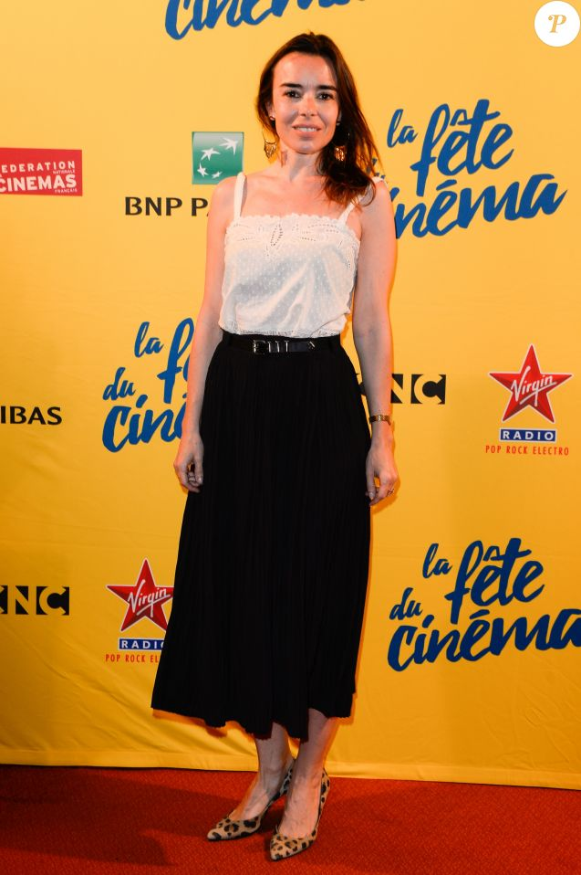 Elodie Bouchez - Soirée de lancement de la 32ème édition de la Fête du Cinéma à l'UGC Ciné Cité Bercy à Paris, le 26 juin 2016. © Coadic Guirec/Bestimage26/06/2016 - Paris