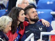 Olivier Giroud : Jennifer, la belle brune qui partage sa vie...