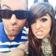Adam Levine rend hommage à Christina Grimmie en publiant une photo sur Instagram le 11 juin 2016.