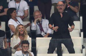Euro 2016 : Frédérick Bousquet et Manon assistent à la victoire de la France