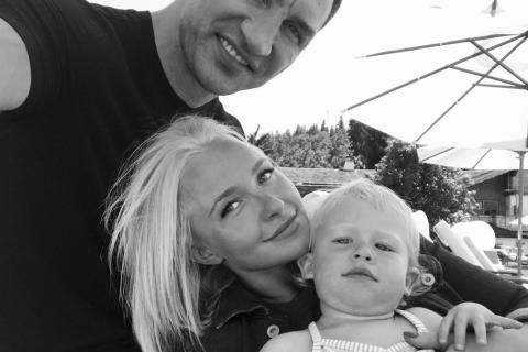 Hayden Panettiere séparée de Wladimir Klitschko ? Elle répond en photo