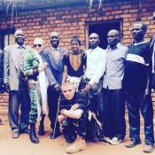 Madonna au Malawi : Son fils David baptisé dans sa tribu ancestrale