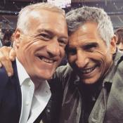"""Nagui et son ami Didier Deschamps : """"J'ai la chance de partager, un peu, sa vie"""""""