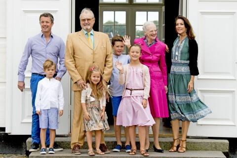 Famille royale de Danemark: Les enfants énergiques pour les photos de l'été 2016