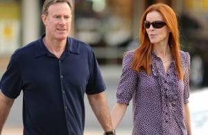 REPORTAGE PHOTOS : Marcia Cross une desperate housewife... comblée !