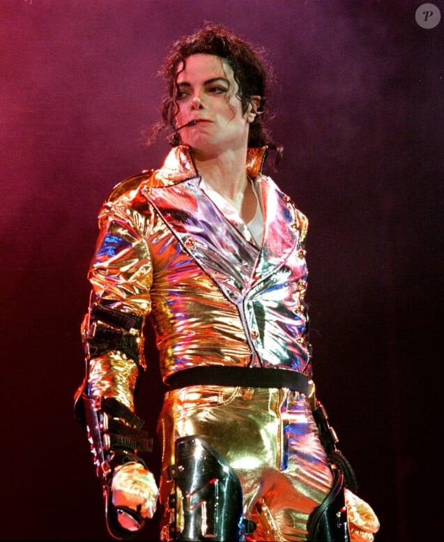 Michael Jackson à Prague, le 7 septembre 1996
