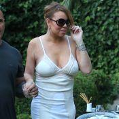 Mariah Carey : Une diva bien apprêtée, à la rencontre de ses fans à Saint-Tropez