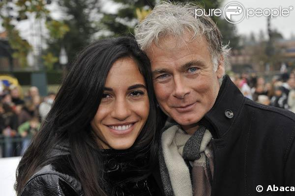 Franck Dubosc et sa compagne Danièle