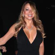Mariah Carey : Sexy pour la soirée de Leonardo DiCaprio à Saint-Tropez