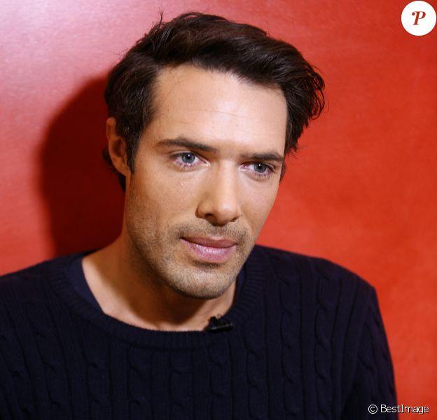 Portrait de Nicolas Bedos en novembre 2013.