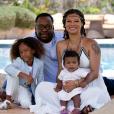 Alicia Etheredge, la seconde épouse de Bobby Brown a donné naissance à son troisième enfant. Photo publiée sur Instagram, au mois de juillet 2016