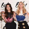 Stella Maxwell, Lily Aldridge, et Elsa Hosk présentent la nouvelle collection de Victoria's Secret, le 26 juillet 2016