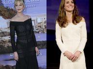 Melanie Griffith, 58 ans : Incandescente, elle pique le look de Kate Middleton