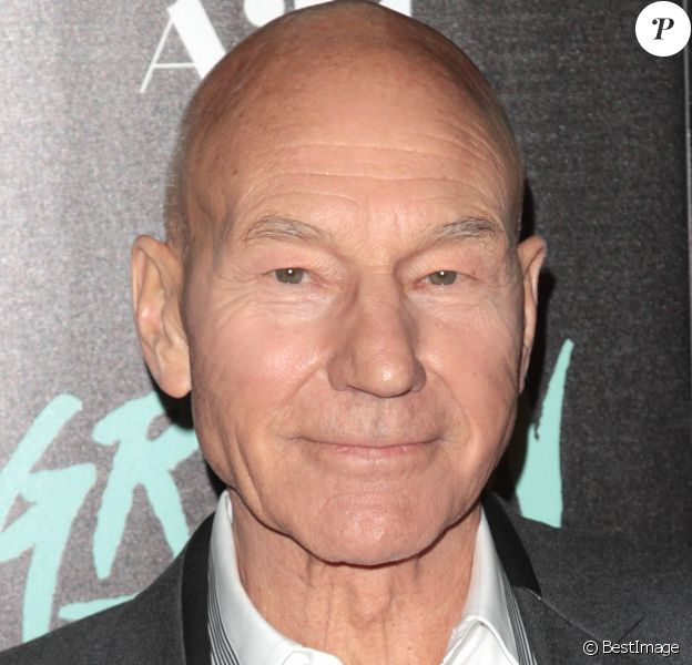"Patrick Stewart à la première du film ""Green Room"" à Los Angeles le 13 avril 2016 © Adam Orchon/AdMedia via ZUMA Wire / Bestimage"