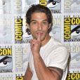 "Tyler Posey 'Teen Wolf' au photocall ""TV-Serie"" au Comic-Con International 2016 à San Diego, le 22 juillet 2016 © Future-Image via Bestimage"
