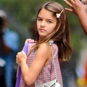 Suri Cruise : La fille de Tom Cruise et Katie Holmes est leur parfait mélange !