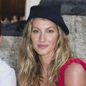 Gisele Bündchen : Tendre baiser et belle déclaration pour son Tom Brady
