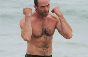PHOTOS : Hugh Jackman élu... homme vivant le plus sexy !