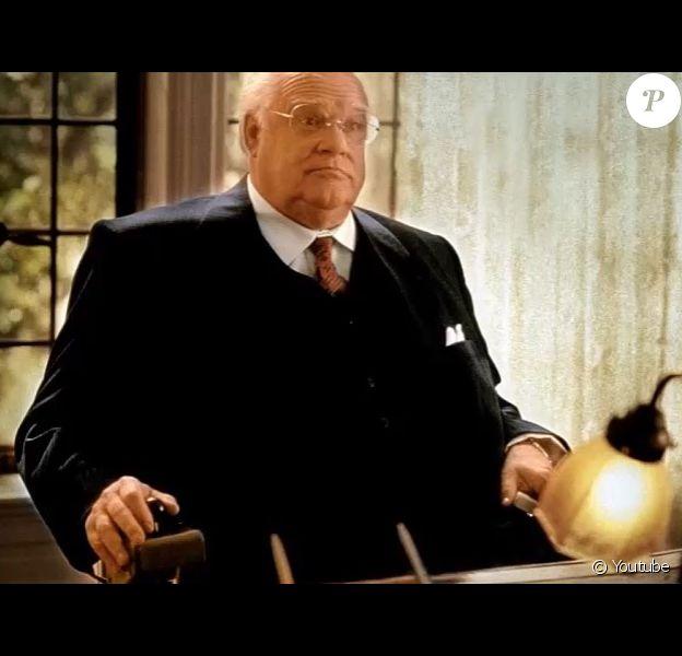 """David Huddleston dans le film """"The Big Lebowski"""" en 1998."""