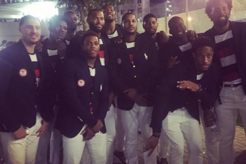 JO de Rio : Quand les basketteurs US se retrouvent par mégarde dans un bordel !