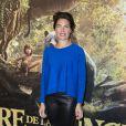 """Alessandra Sublet - Avant-première du film """"Le livre de la jungle"""" au cinéma Pathé Beaugrenelle à Paris, le 11 avril 2016. © Olivier Borde/Bestimage"""