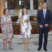 Letizia d'Espagne : Elle innove en beauté pour le grand soir à la Almudaina
