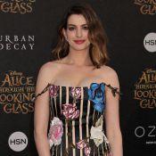 Anne Hathaway et ses kilos de grossesse : Son puissant message destiné aux mères