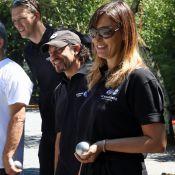 Philippe Candeloro et sa femme Olivia : Une partie de plaisir people à Arcachon