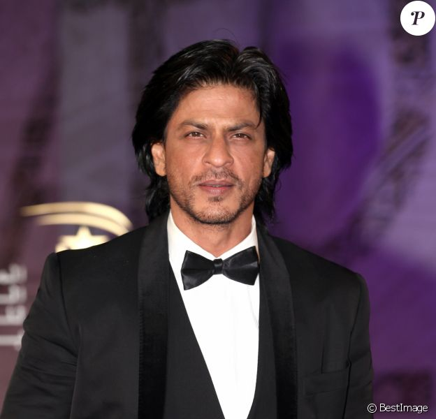 Shah Rukh Khan lors de l'ouverture du Festival du film de Marrakech le 2 décembre 2011