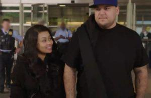 Rob Kardashian et Blac Chyna : Le teaser explosif de leur télé-réalité dévoilé !