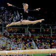 Sanne Wevers a remporté le 15 août 2016 le concours de la poutre en gymnastique artistique aux Jeux olympiques de Rio de Janeiro. Une première historique pour les Pays-Bas, sous les yeux de sa soeur jumelle Lieke, qui fait aussi partie de l'équipe néerlandaise.