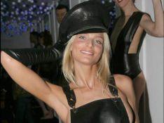 REPORTAGE PHOTOS : Sarah Marshall toujours aussi nue sous sa salopette, Lorie et Julie Zenatti se la jouent total cuir...