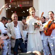 Félix Gray : Le chanteur s'est marié avec Angela devant Patrick Bruel