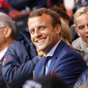 Emmanuel Macron et son épouse Brigitte s'éclatent devant des gladiateurs...