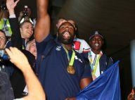 """Rio 2016, les Bleus de retour : """"Le vol s'est transformé en boîte de nuit"""""""