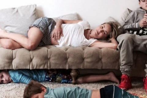 Sharon Stone réunie avec ses 3 fils : Une photo rare, touchante et drôle