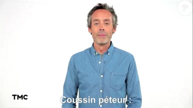 Yann Barthès tease son émission, Quotidien, sur TMC.